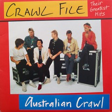 Crawl File mp3 Artist Compilation by Australian Crawl
