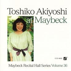 Toshiko Akiyoshi At Maybeck