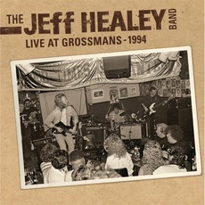 Live At Grossman's 1994 mp3 Live by The Jeff Healey Band