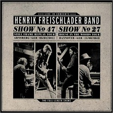 Live In Concerts mp3 Live by Henrik Freischlader Band