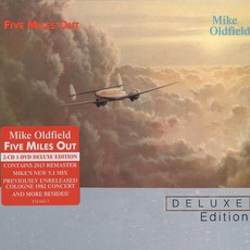 Five Miles Out (Deluxe Edition) mp3 Album by Mike Oldfield