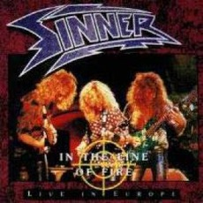 In The Line Of Fire by Sinner