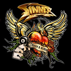 Crash And Burn (Limited Edition) by Sinner