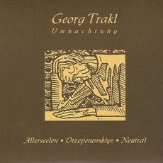 Georg Trakl Umnachtung