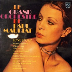 Love Story mp3 Album by Paul Mauriat