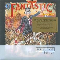 Captain Fantastic And The Brown Dirt Cowboy (30th Anniversary Deluxe Edition) mp3 Album by Elton John