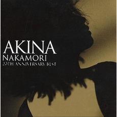 AKINA NAKAMORI 20th ANNIVERSARY BEST