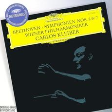 Symphonien Nos. 5 & 7 (Wiener Philharmoniker Feat. Conductor: Carlos Kleiber)