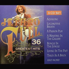 Jethro Tull 36 Greatest Hits by Jethro Tull