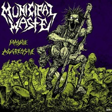 Massive Aggressive mp3 Album by Municipal Waste