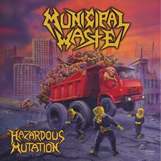 Hazardous Mutation mp3 Album by Municipal Waste