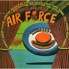 Ginger Baker's Air Force (Remastered)
