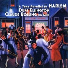 A Tone Parallel To Harlem mp3 Album by Claude Bolling Big Band