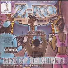 King Of Da Ghetto (Re-Issue) mp3 Album by Z-Ro