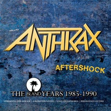 Aftershock: The Island Years 1985-1990 mp3 Artist Compilation by Anthrax