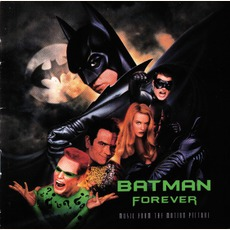 Batman Forever: Music From The Motion Picture mp3 Soundtrack by Various Artists