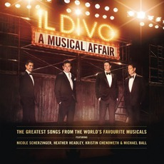 A Musical Affair mp3 Album by Il Divo
