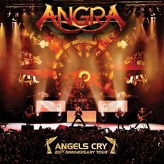 Angels Cry: 20th Anniversary Tour mp3 Live by Angra