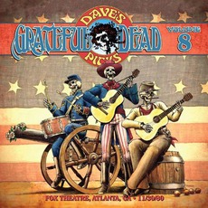 Dave's Picks, Volume 8: Fox Theater, Atlanta 11/30/1980 mp3 Live by Grateful Dead