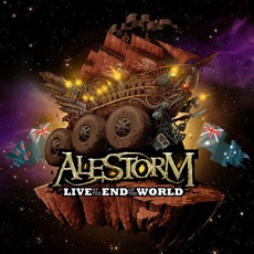 Live At The End Of The World mp3 Live by Alestorm