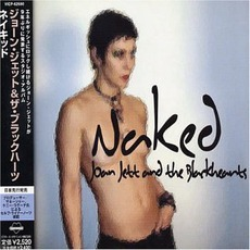 Naked (Japanese Edition) mp3 Album by Joan Jett And The Blackhearts