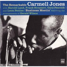 The Remarkable Carmell Jones & Business Meetin'