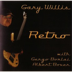 Retro mp3 Album by Gary Willis