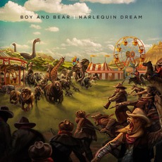 Harlequin Dream mp3 Album by Boy & Bear