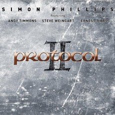 Protocol II mp3 Album by Simon Phillips