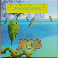 The Studio Albums 1969 - 1987 mp3 Artist Compilation by Yes