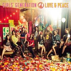 LOVE&PEACE by Girls' Generation (少女時代)