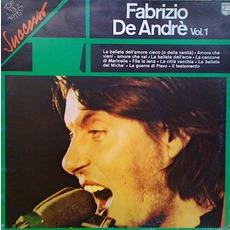Vol. 1 mp3 Album by Fabrizio De André