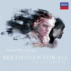 Beethoven For All: Piano Concertos mp3 Album by Daniel Barenboim