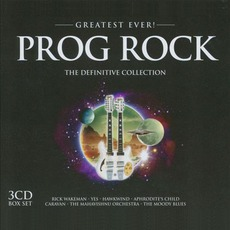 Greatest Ever! Prog Rock: The Definitive Collection