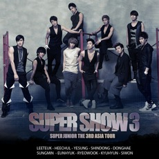 Super Show 3 Tour Concert Album