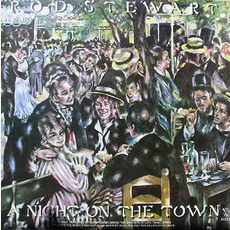 A Night On The Town mp3 Album by Rod Stewart
