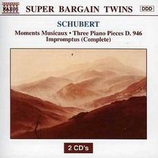 Moments Musicaux / Three Piano Pieces, D. 946 / Impromptus (Complete)