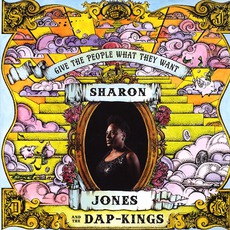 Give The People What They Want mp3 Album by Sharon Jones & The Dap-Kings