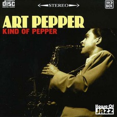 Kind Of Pepper by Art Pepper