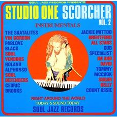 Studio One Scorcher, Volume 2 (Instrumentals)