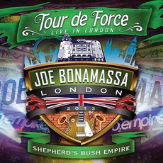 Tour De Force - Live In London, Shepherd's Bush Empire