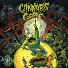 The Weeding E.P. mp3 Album by Cannabis Corpse