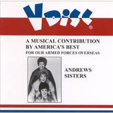 V-Disc Recordings: For Our Armed Forces Overseas mp3 Artist Compilation by The Andrews Sisters