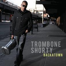Backatown mp3 Album by Trombone Shorty