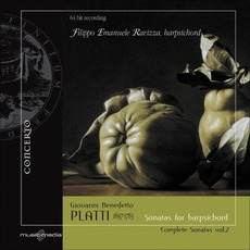 Complete Sonatas For Harpsichord, Vol. 2