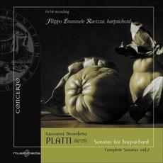 Complete Sonatas For Harpsichord, Vol. 2 mp3 Album by Filippo Emanuele Ravizza