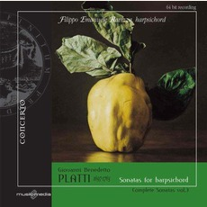 Complete Sonatas For Harpsichord, Vol. 3 mp3 Album by Filippo Emanuele Ravizza