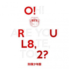 O!RUL8,2? mp3 Album by BTS