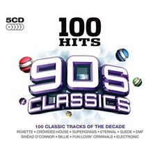 100 Hits 90s Classics mp3 Compilation by Various Artists