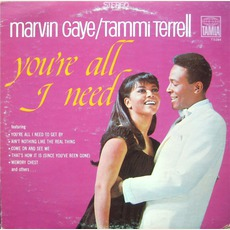 You're All I Need mp3 Album by Marvin Gaye & Tammi Terrell